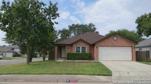3201 Dusty Crossing, Schertz, TX 78154 (MLS #1484353) :: The Gradiz Group