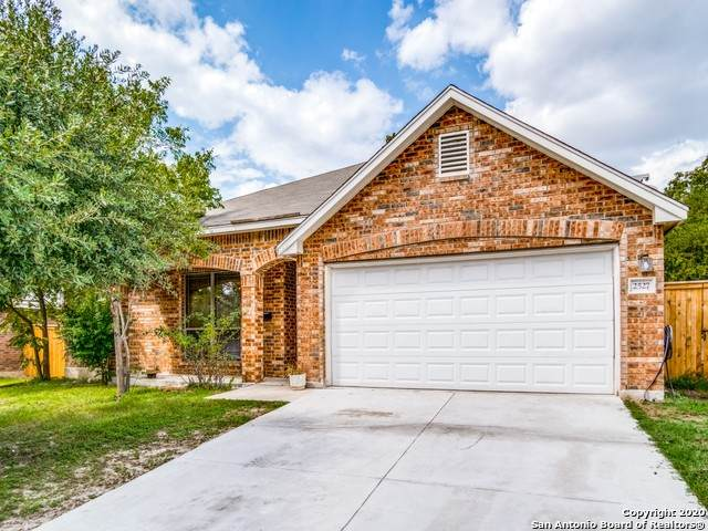 2527 Waleetka St, San Antonio, TX 78210 (MLS #1484377) :: Alexis Weigand Real Estate Group
