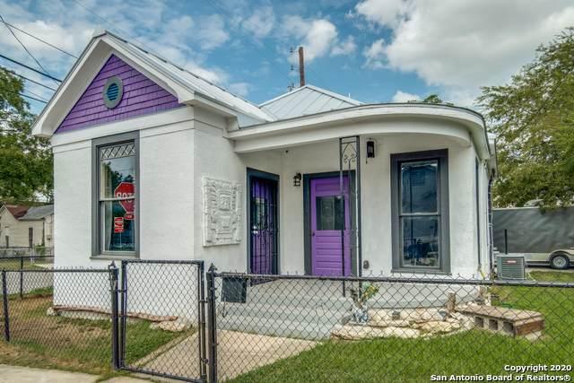 301 Burleson, San Antonio, TX 78202 (MLS #1484387) :: The Castillo Group