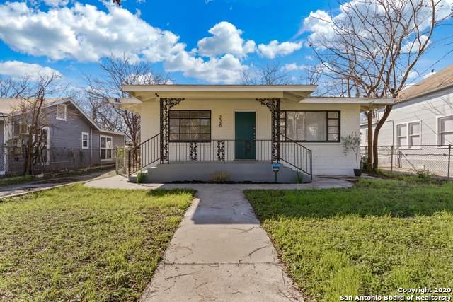 226 Belmont, San Antonio, TX 78202 (MLS #1484398) :: Concierge Realty of SA