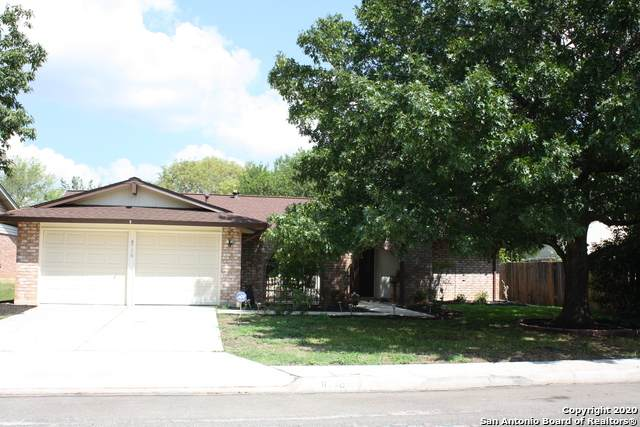 8710 Jack Bean St, San Antonio, TX 78240 (MLS #1484414) :: The Castillo Group