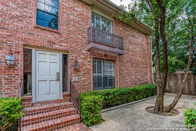 7815 Broadway St 206B, San Antonio, TX 78209 (MLS #1484416) :: Vivid Realty
