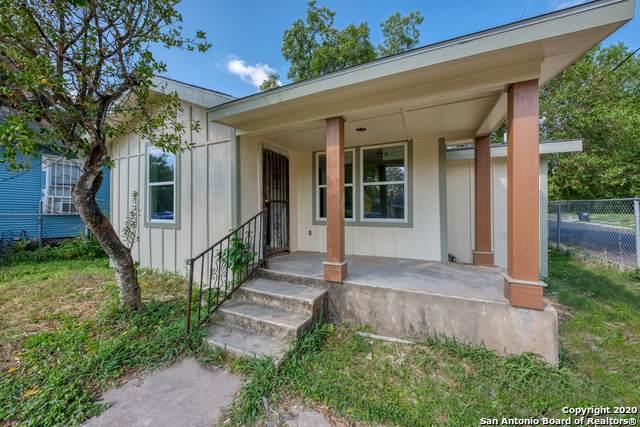 613 N Mittman, San Antonio, TX 78202 (MLS #1484445) :: Maverick