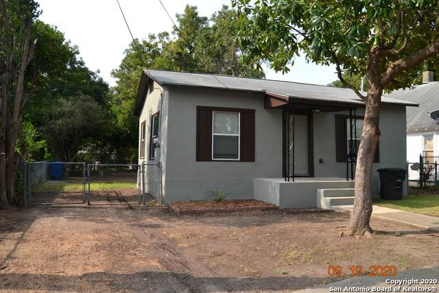 248 Ray Ave, San Antonio, TX 78204 (MLS #1484468) :: Santos and Sandberg