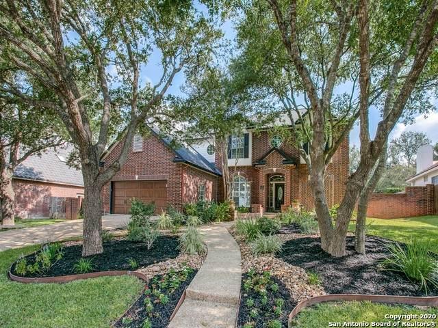2 Inwood Crown, San Antonio, TX 78248 (#1484491) :: The Perry Henderson Group at Berkshire Hathaway Texas Realty