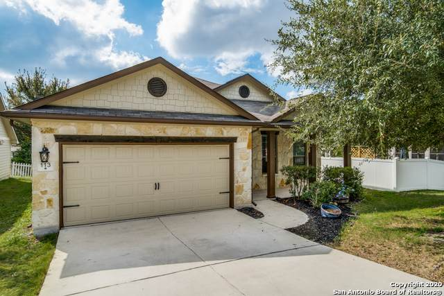 113 Brookview, Cibolo, TX 78108 (MLS #1484492) :: The Gradiz Group