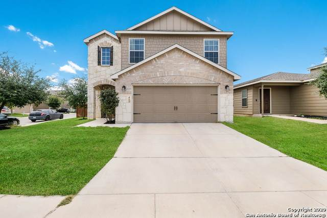 488 Auburn Park, Selma, TX 78154 (MLS #1484502) :: The Gradiz Group