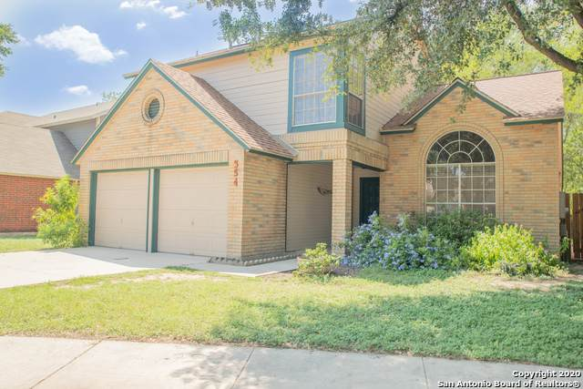 354 Scotch Rose Ln, Cibolo, TX 78108 (MLS #1484507) :: The Gradiz Group