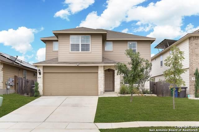 8030 Halo Circle, San Antonio, TX 78252 (MLS #1484509) :: The Real Estate Jesus Team
