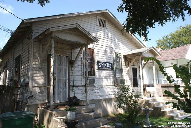 1235 E Crockett St, San Antonio, TX 78202 (MLS #1484517) :: The Glover Homes & Land Group