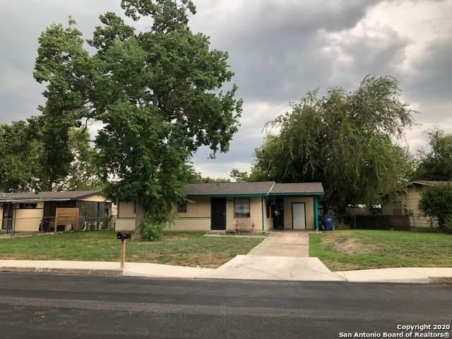 138 Lelani St, San Antonio, TX 78242 (MLS #1484523) :: Front Real Estate Co.
