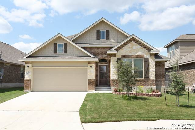 14535 Rawhide Way, San Antonio, TX 78254 (MLS #1484524) :: The Real Estate Jesus Team