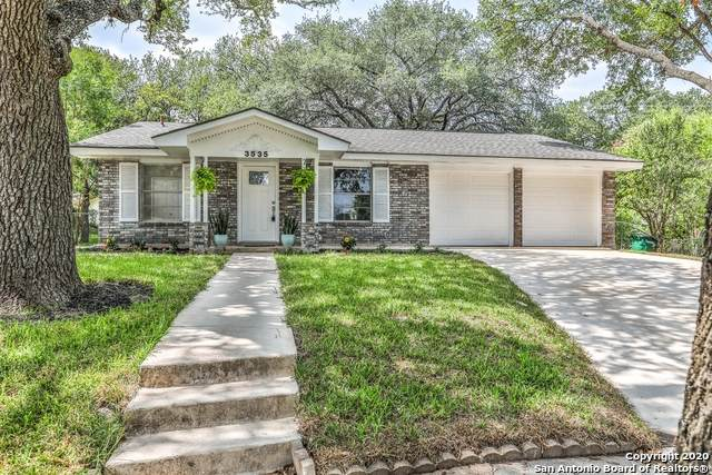 3535 Clearfield Dr, San Antonio, TX 78230 (MLS #1484540) :: The Real Estate Jesus Team