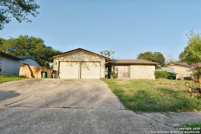 5115 Charolais Dr, San Antonio, TX 78247 (MLS #1484555) :: Front Real Estate Co.