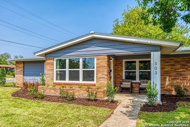 303 Waxwood Ln, San Antonio, TX 78216 (MLS #1484595) :: Front Real Estate Co.