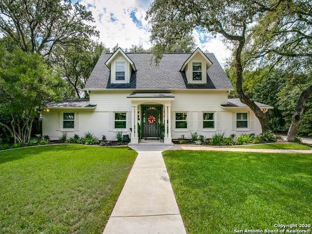 2622 Friar Tuck Rd, San Antonio, TX 78209 (MLS #1484606) :: The Heyl Group at Keller Williams