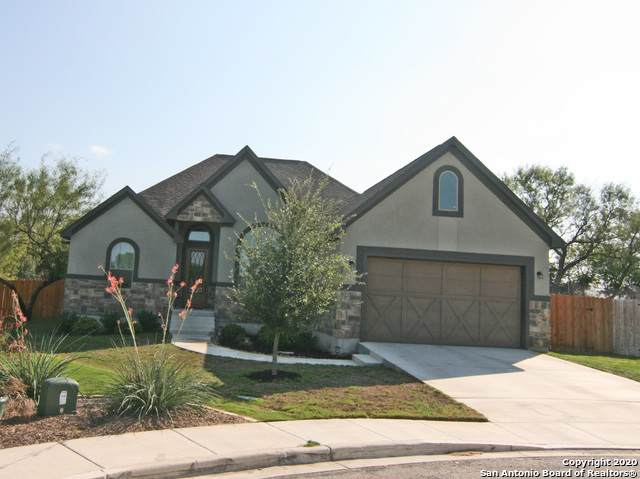 291 Strasbourg St, Castroville, TX 78009 (MLS #1484614) :: Alexis Weigand Real Estate Group