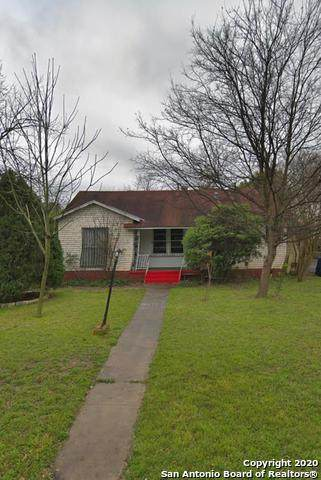 2306 W Huisache Ave, San Antonio, TX 78201 (MLS #1484702) :: Santos and Sandberg