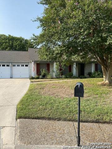 6422 Port Royal St, San Antonio, TX 78244 (MLS #1484836) :: The Gradiz Group
