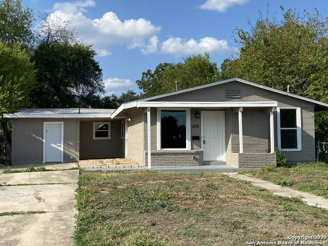 279 Globe Ave, San Antonio, TX 78228 (MLS #1484874) :: The Glover Homes & Land Group