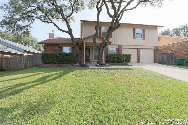 1910 Creek Mountain St, San Antonio, TX 78259 (MLS #1484953) :: Vivid Realty