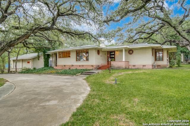 2860 Nacogdoches Rd, San Antonio, TX 78217 (MLS #1484962) :: Vivid Realty