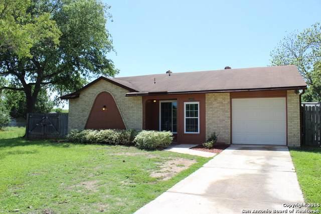 6411 Timberhill Dr, San Antonio, TX 78238 (MLS #1484998) :: The Gradiz Group