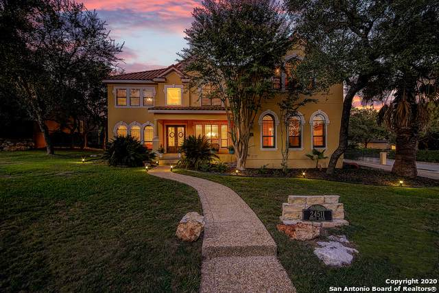 24511 Birdie Ridge, San Antonio, TX 78260 (MLS #1485006) :: Santos and Sandberg
