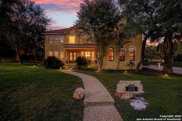 24511 Birdie Ridge, San Antonio, TX 78260 (MLS #1485006) :: Neal & Neal Team