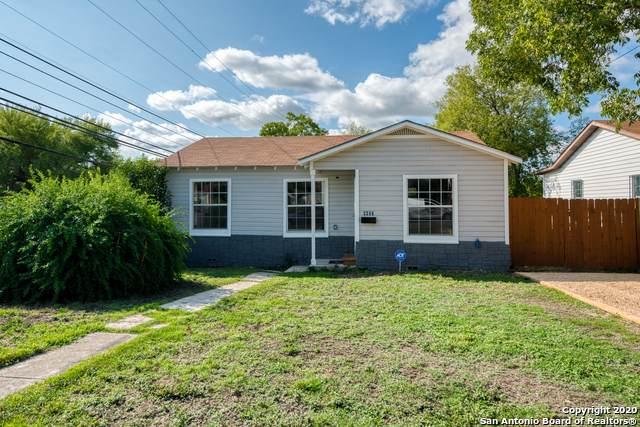 2258 Burnet St, San Antonio, TX 78202 (MLS #1485042) :: ForSaleSanAntonioHomes.com