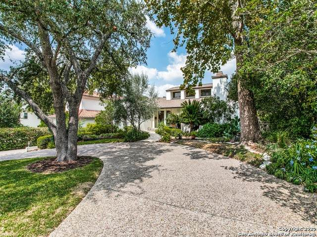 117 Canterbury Hill, Terrell Hills, TX 78209 (MLS #1485061) :: Alexis Weigand Real Estate Group