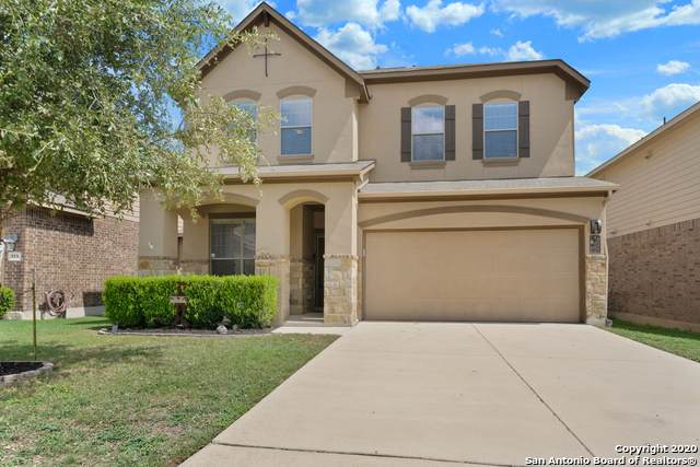 822 Cielo Way, San Antonio, TX 78253 (MLS #1485065) :: The Gradiz Group