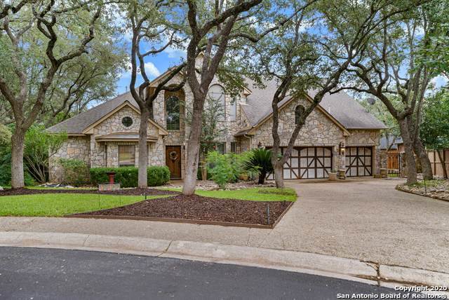 18122 Copper Ridge Dr, San Antonio, TX 78259 (MLS #1485122) :: Vivid Realty