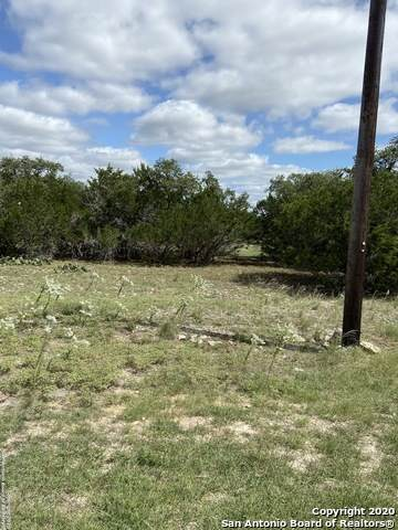 LOT 31 Pr 1510, Bandera, TX 78003 (MLS #1485137) :: The Lugo Group