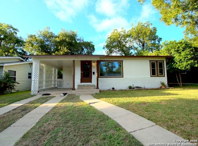 243 Nassau Dr, San Antonio, TX 78213 (MLS #1485177) :: Santos and Sandberg