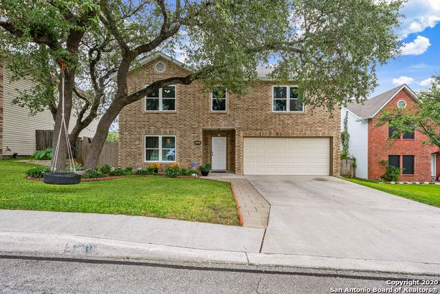 7606 Cascade Oak Dr, San Antonio, TX 78249 (MLS #1485249) :: Santos and Sandberg