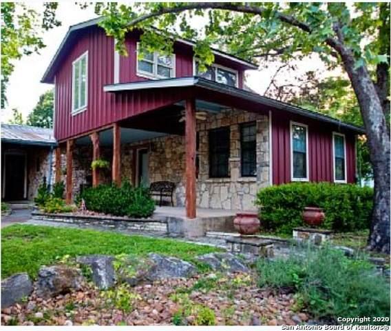 402 Herff St, Boerne, TX 78006 (MLS #1485269) :: Front Real Estate Co.