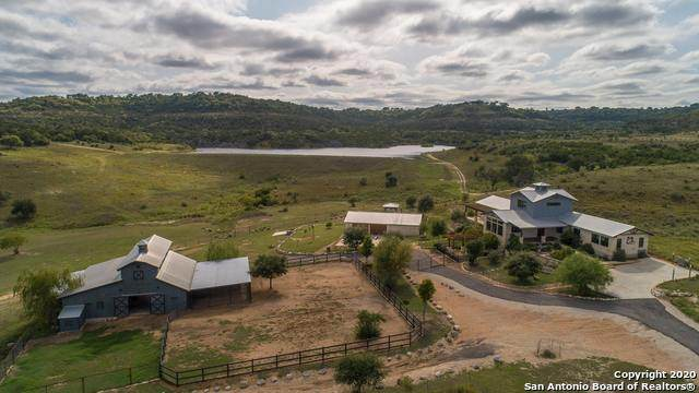 1277 Bluff Ridge Trail, Blanco, TX 78606 (MLS #1485312) :: BHGRE HomeCity San Antonio