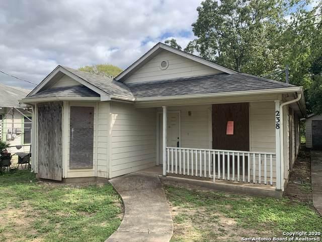 238 Corliss, San Antonio, TX 78220 (#1485348) :: The Perry Henderson Group at Berkshire Hathaway Texas Realty