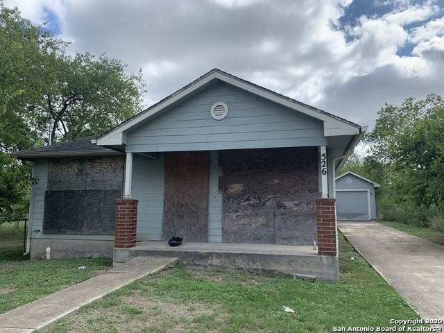 526 J St, San Antonio, TX 78220 (MLS #1485349) :: The Lugo Group