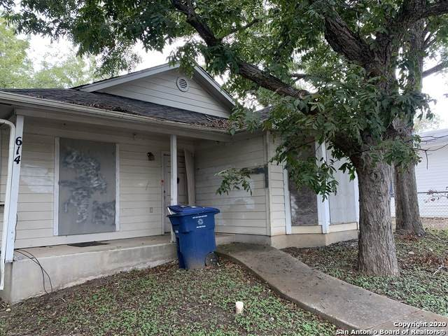 614 J St, San Antonio, TX 78220 (MLS #1485350) :: The Lugo Group