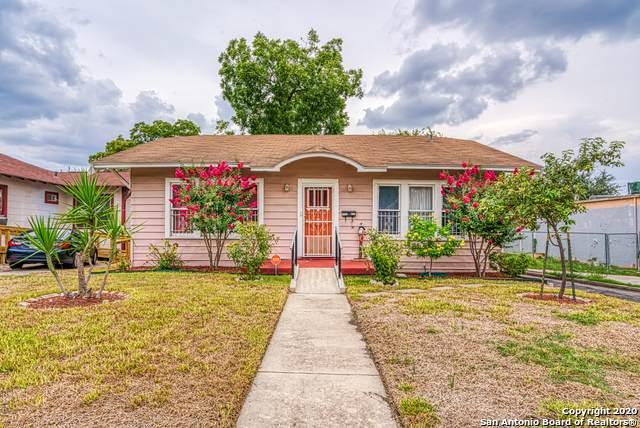 1235 Rigsby Ave, San Antonio, TX 78210 (MLS #1485382) :: Concierge Realty of SA