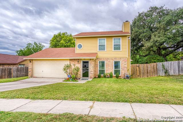 11443 Previn St, San Antonio, TX 78251 (MLS #1485388) :: Front Real Estate Co.
