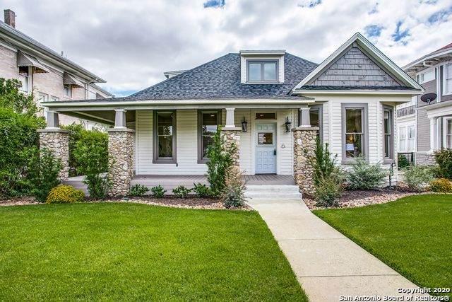 218 W Woodlawn Ave, San Antonio, TX 78212 (MLS #1485394) :: Concierge Realty of SA