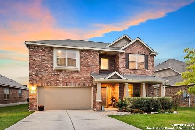 1861 Logan Trail, New Braunfels, TX 78130 (MLS #1485433) :: BHGRE HomeCity San Antonio