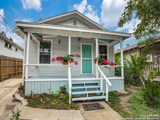 208 Lucas St, San Antonio, TX 78209 (MLS #1485442) :: Maverick
