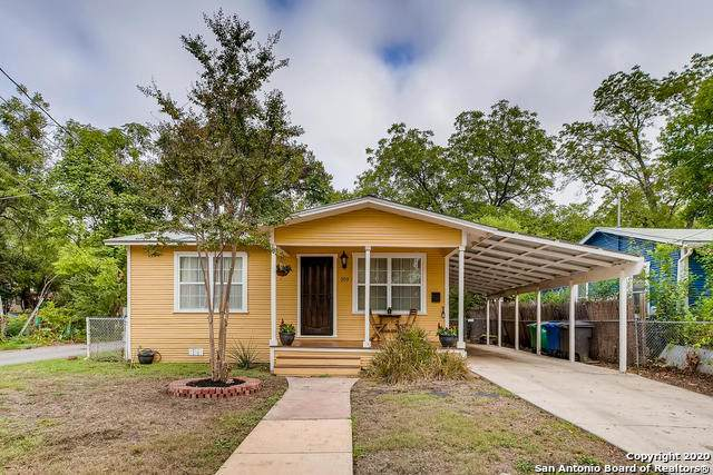 303 E French Pl, San Antonio, TX 78212 (MLS #1485483) :: Alexis Weigand Real Estate Group