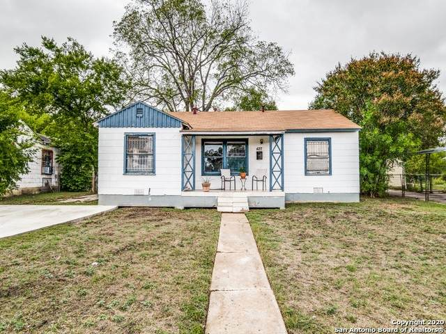 427 N Audubon Dr, San Antonio, TX 78212 (MLS #1485488) :: Alexis Weigand Real Estate Group