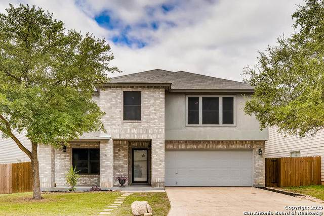 431 Bluegrass Crk, San Antonio, TX 78253 (MLS #1485525) :: The Glover Homes & Land Group