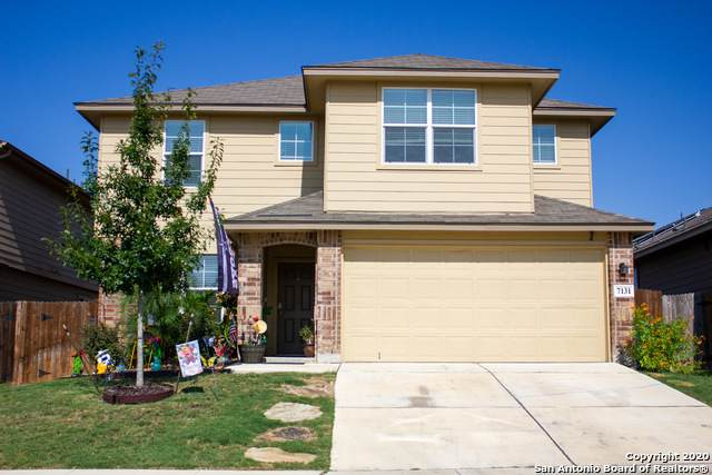 7131 Aphrodite Mist, San Antonio, TX 78252 (MLS #1485531) :: Front Real Estate Co.